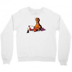 broke bird Crewneck Sweatshirt | Artistshot