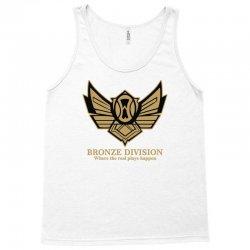 bronze division Tank Top   Artistshot
