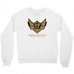 bronze division Crewneck Sweatshirt   Artistshot