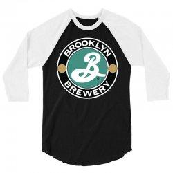 brooklyn brewery 3/4 Sleeve Shirt   Artistshot