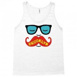 brooklyn moustache Tank Top | Artistshot
