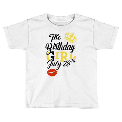 Birthday Party Toddler T-shirt Designed By Delicous