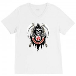 brothers in arms V-Neck Tee   Artistshot