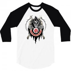 brothers in arms 3/4 Sleeve Shirt   Artistshot
