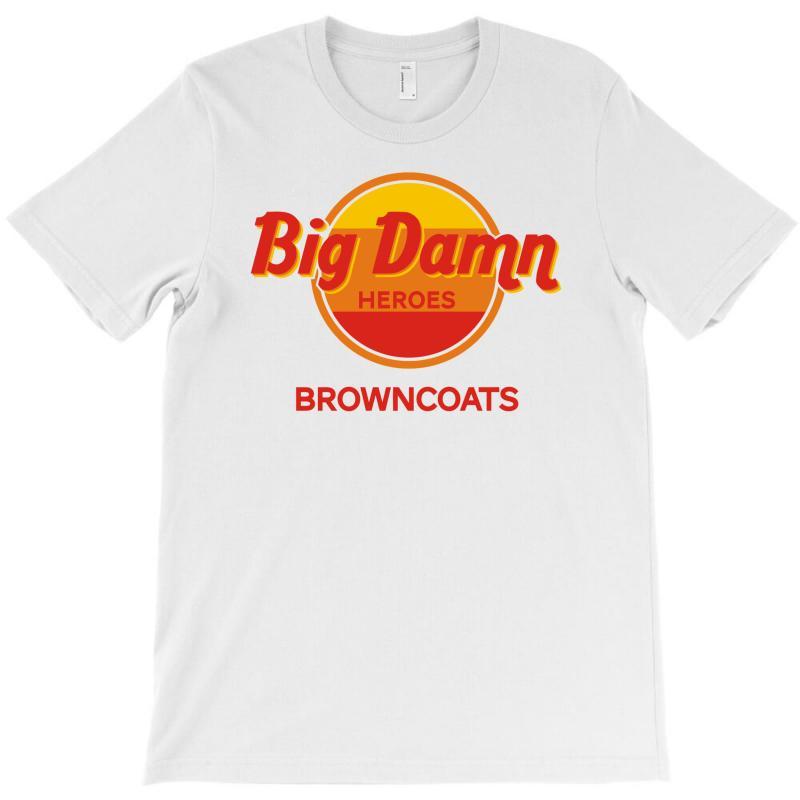 Browncoat Cafe T-shirt | Artistshot