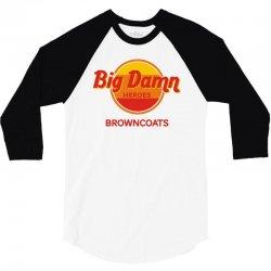browncoat cafe 3/4 Sleeve Shirt | Artistshot