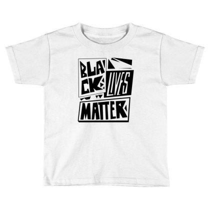 Black Lives Matter Pride (black) Toddler T-shirt Designed By Wahidin77