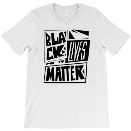 Black Lives Matter Pride (black) T-shirt Designed By Wahidin77