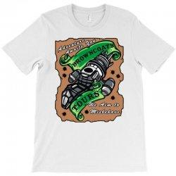 browncoats tours T-Shirt | Artistshot