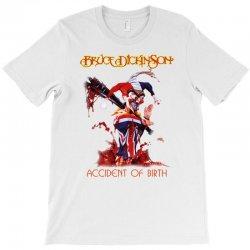bruce dickinson accident at birth T-Shirt | Artistshot