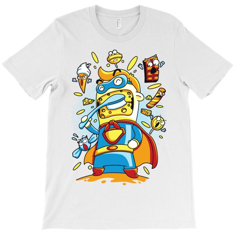 Brush My Cheese T-shirt | Artistshot