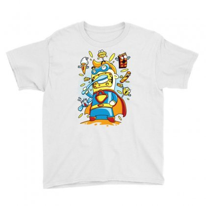 Brush My Cheese Youth Tee Designed By Monstore