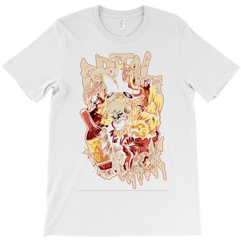 Brutal Knack   Pirates T-shirt   Artistshot