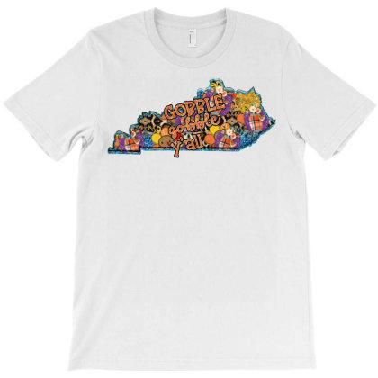 Kentucky Gooble Gobble Y'all T-shirt Designed By Badaudesign
