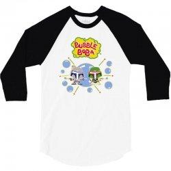 bubble boba 3/4 Sleeve Shirt | Artistshot