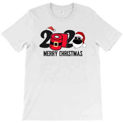 2020 Merry Christmas For Light T-shirt Designed By Sengul