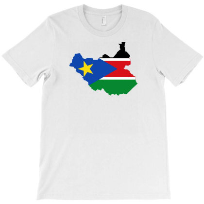 South Sudan T-shirt Designed By Sengul