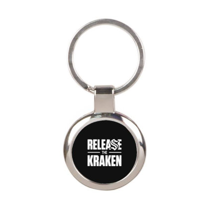 Release Official Round Keychain Designed By Delicous