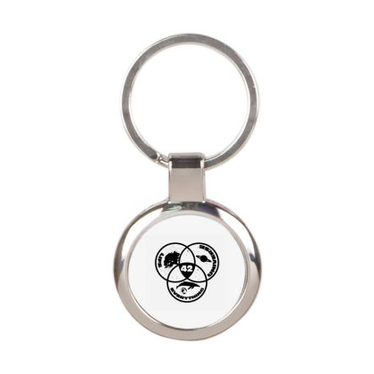 42 The Answer To Life Merch Round Keychain Designed By Ari Restanto
