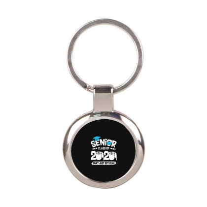 Senior Class Round Keychain Designed By Delicous