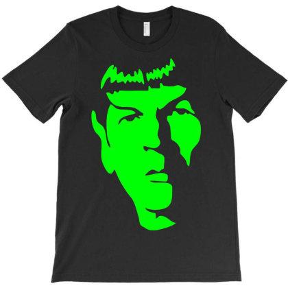 Spock Star Trek 3 T-shirt Designed By Fanshirt