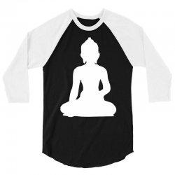 buddha 3/4 Sleeve Shirt | Artistshot