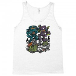 buddies vs apocalypse Tank Top | Artistshot