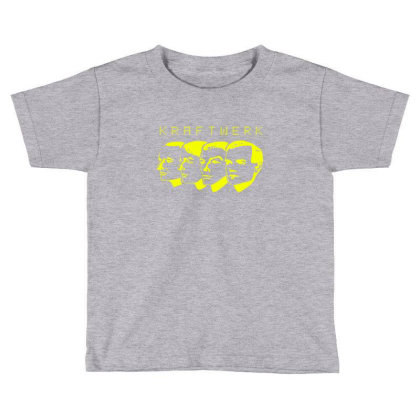 Electronica Toddler T-shirt Designed By David Stropher