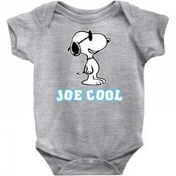 snoopy joe cool vintage Baby Bodysuit   Artistshot