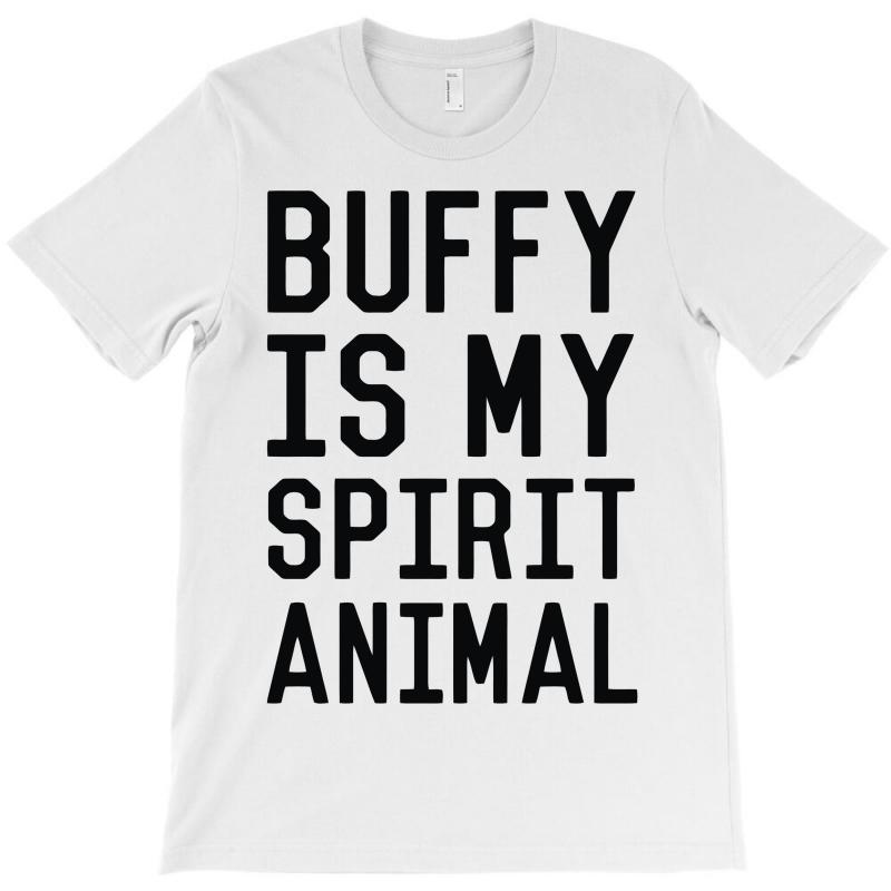 Buffy Spirit Animal T-shirt | Artistshot