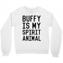 buffy spirit animal Crewneck Sweatshirt | Artistshot