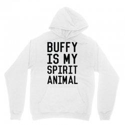 buffy spirit animal Unisex Hoodie | Artistshot