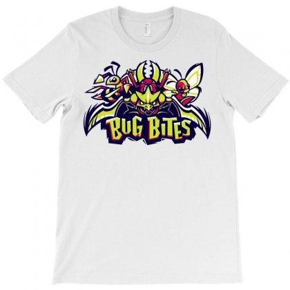 Bug Bites (2) T-shirt Designed By Monstore