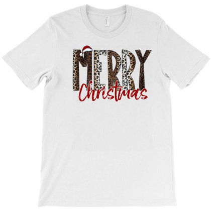 Merry Christmas T-shirt Designed By Sengul