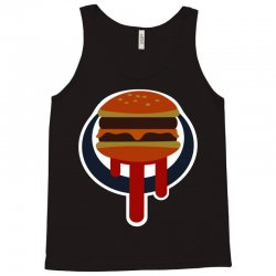 buger shot sign Tank Top | Artistshot