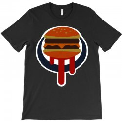 buger shot sign T-Shirt | Artistshot