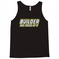 builder proud Tank Top | Artistshot