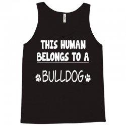 bulldog's Tank Top | Artistshot