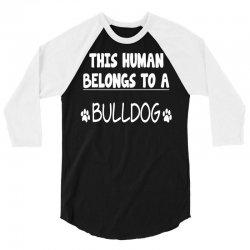 bulldog's 3/4 Sleeve Shirt | Artistshot