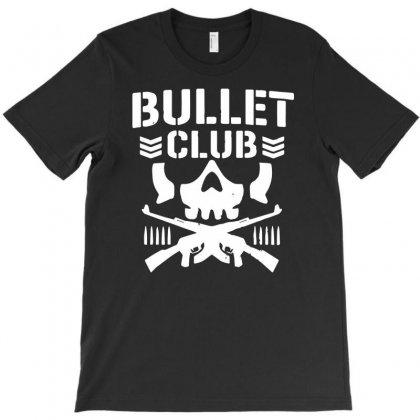 Bullet Club New Japan Pro Wrestling T-shirt Designed By Monstore