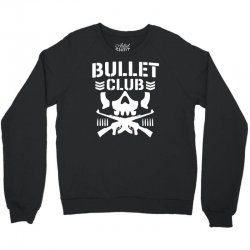bullet club new japan pro wrestling Crewneck Sweatshirt | Artistshot