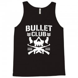 bullet club new japan pro wrestling Tank Top | Artistshot