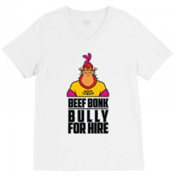 bully for hire V-Neck Tee | Artistshot