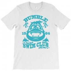 bumble swim club T-Shirt | Artistshot