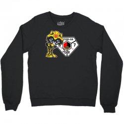 bumblebee peeing   sector 7 v2 Crewneck Sweatshirt | Artistshot