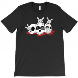 bunnies and skulls T-Shirt   Artistshot