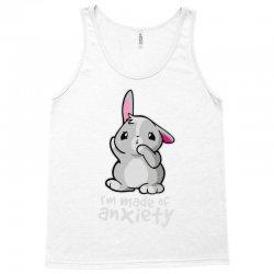 bunny anxiety Tank Top   Artistshot