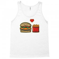 burger and fries Tank Top | Artistshot