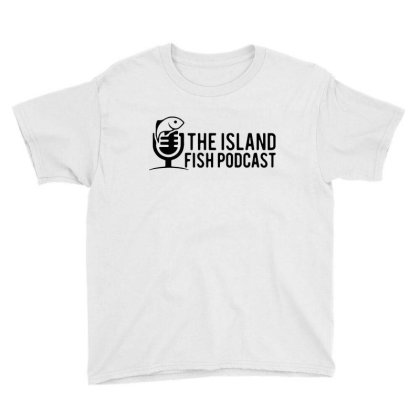 Podcast Youth Tee Designed By Delicous