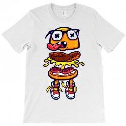 burger bits T-Shirt | Artistshot